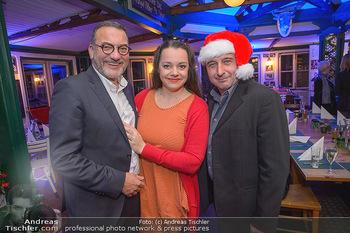 Grassmugg Weihnachtsfeier - Purzel´s, Wien - Di 18.12.2018 - Gudrun NIKODEM-EICHENHARDT, Christoph FÄLBL, Heinz STIASTNY8