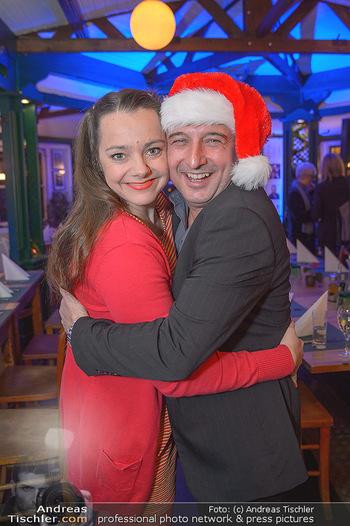 Grassmugg Weihnachtsfeier - Purzel´s, Wien - Di 18.12.2018 - Gudrun NIKODEM-EICHENHARDT, Christoph FÄLBL9