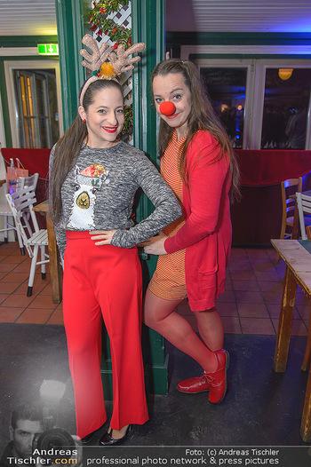 Grassmugg Weihnachtsfeier - Purzel´s, Wien - Di 18.12.2018 - Kernölamazonen Gudrun NIKODEM-EICHENHARDT, Caroline ATHANASIADI12