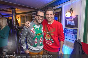 Grassmugg Weihnachtsfeier - Purzel´s, Wien - Di 18.12.2018 - Gerald FLEISCHHACKER, Norbert OBERHAUSER19