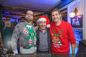 Grassmugg Weihnachtsfeier - Purzel´s, Wien - Di 18.12.2018 - Gerald FLEISCHHACKER, Norbert OBERHAUSER, Christoph FÄLBL20