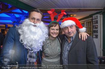 Grassmugg Weihnachtsfeier - Purzel´s, Wien - Di 18.12.2018 - Martin OBERHAUSER, Nina BLUM, Christoph FÄLBL22