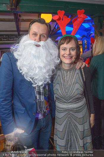 Grassmugg Weihnachtsfeier - Purzel´s, Wien - Di 18.12.2018 - Martin OBERHAUSER, Nina BLUM23