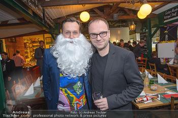 Grassmugg Weihnachtsfeier - Purzel´s, Wien - Di 18.12.2018 - Martin OBERHAUSER, Jürgen VOGL28