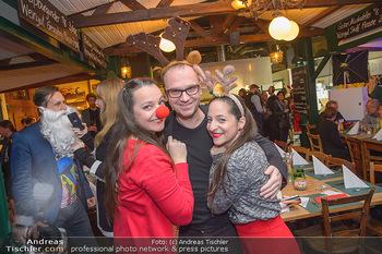 Grassmugg Weihnachtsfeier - Purzel´s, Wien - Di 18.12.2018 - Kernölamazonen Gudrun NIKODEM-EICHENHARDT, Caroline ATHANASIADI29