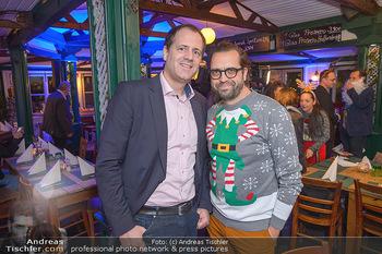 Grassmugg Weihnachtsfeier - Purzel´s, Wien - Di 18.12.2018 - Stefan HAIDER, Gerald FLEISCHHACKER31