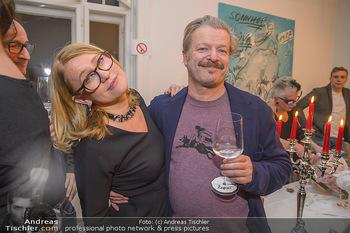 Weinachterl - Wine & Partners - Di 18.12.2018 - Dorli Doris MUHR, Roland KOCH1