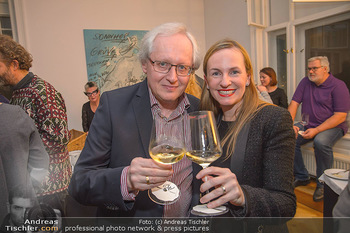 Weinachterl - Wine & Partners - Di 18.12.2018 - Adi SCHMID, Maria GROßBAUER GROSSBAUER3
