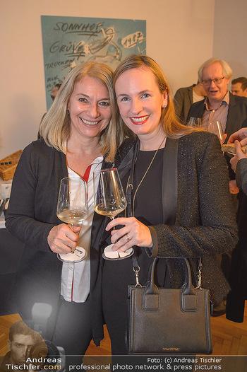 Weinachterl - Wine & Partners - Di 18.12.2018 - Barbara VAN MELLE, Maria GROßBAUER GROSSBAUER5