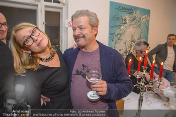 Weinachterl - Wine & Partners - Di 18.12.2018 - Dorli Doris MUHR, Roland KOCH6