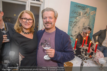 Weinachterl - Wine & Partners - Di 18.12.2018 - Dorli Doris MUHR, Roland KOCH7