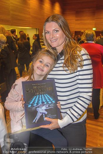 Schwanensee - Stadthalle - Mi 19.12.2018 - Martina KAISER mit Tochter Kiana13