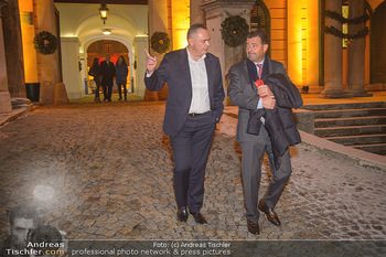 Fototermin Esterhazy - Eisenstadt Schloss Esterhazy - Do 20.12.2018 - Hans Peter DOSKOZIL, Stefan OTTRUBAY44