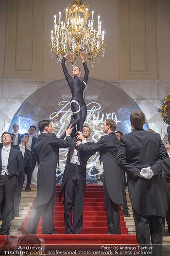 Silvesterball - Hofburg Wien - Mo 31.12.2018 - Eröffnung45