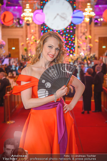 Silvesterball - Hofburg Wien - Mo 31.12.2018 - Natalie ALISON62