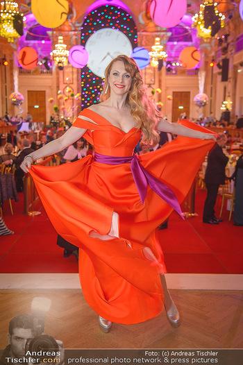 Silvesterball - Hofburg Wien - Mo 31.12.2018 - Natalie ALISON68