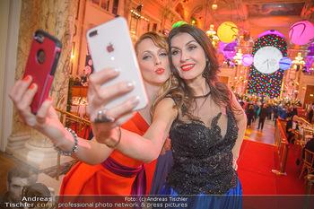 Silvesterball - Hofburg Wien - Mo 31.12.2018 - Monika BALLWEIN, Natalie ALISION81