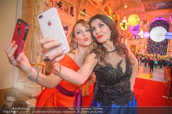 Silvesterball - Hofburg Wien - Mo 31.12.2018 - Monika BALLWEIN, Natalie ALISION82