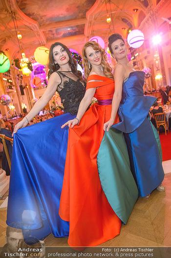 Silvesterball - Hofburg Wien - Mo 31.12.2018 - Natalie ALISON, Barbara HELFGOTT, Monika BALLWEIN96