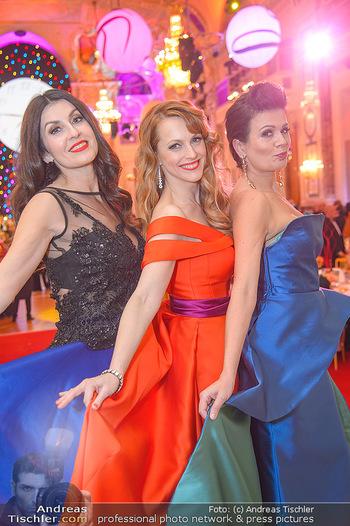 Silvesterball - Hofburg Wien - Mo 31.12.2018 - Natalie ALISON, Barbara HELFGOTT, Monika BALLWEIN97