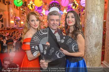Silvesterball - Hofburg Wien - Mo 31.12.2018 - Natalie ALISON, John FOX, Monika BALLWEIN102