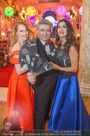 Silvesterball - Hofburg Wien - Mo 31.12.2018 - Natalie ALISON, John FOX, Monika BALLWEIN103