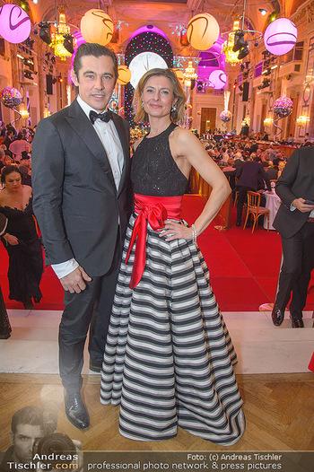Silvesterball - Hofburg Wien - Mo 31.12.2018 - Werner SCHREYER, Alexandra KASZAY242