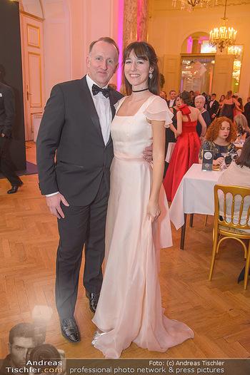 Silvesterball - Hofburg Wien - Mo 31.12.2018 - Maddalena DEL GOBBO, Paul HALWAX274