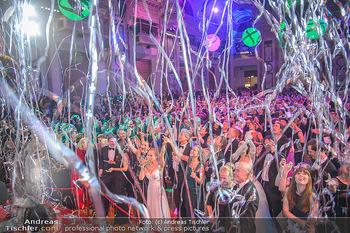 Silvesterball - Hofburg Wien - Mo 31.12.2018 - Gäste, Mitternacht, Feierlichkeiten287