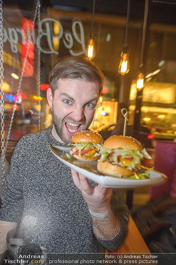 Restaurant Opening - Le Burger Rotenturmstraße, Wien - Di 08.01.2019 - JOSH13