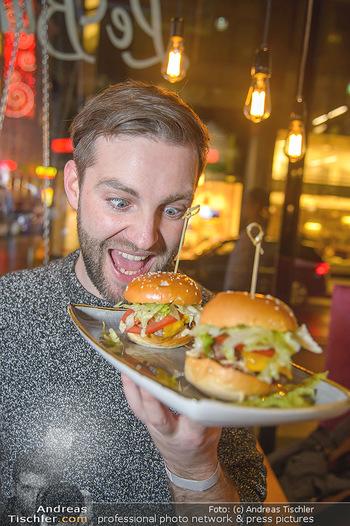 Restaurant Opening - Le Burger Rotenturmstraße, Wien - Di 08.01.2019 - JOSH14