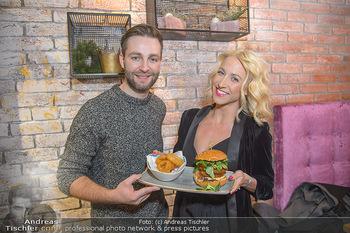 Restaurant Opening - Le Burger Rotenturmstraße, Wien - Di 08.01.2019 - Kathrin MENZINGER, JOSH15