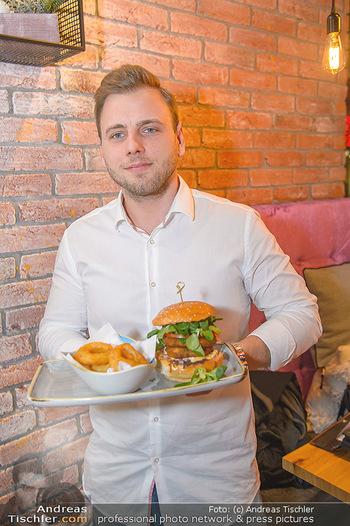 Restaurant Opening - Le Burger Rotenturmstraße, Wien - Di 08.01.2019 - Lukas TAUBER17