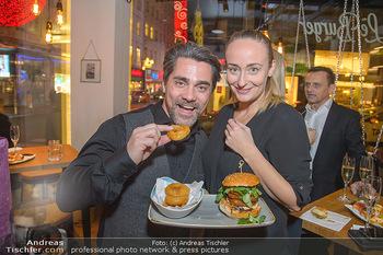 Restaurant Opening - Le Burger Rotenturmstraße, Wien - Di 08.01.2019 - Andreas SEIDL mit Sina31