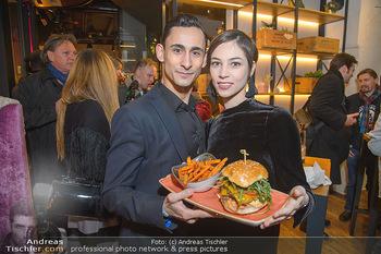 Restaurant Opening - Le Burger Rotenturmstraße, Wien - Di 08.01.2019 - Maria YAKOVLEVA, Richard SZABO32