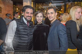 Restaurant Opening - Le Burger Rotenturmstraße, Wien - Di 08.01.2019 - Maria YAKOVLEVA, Richard SZABO, Walid AZAK38