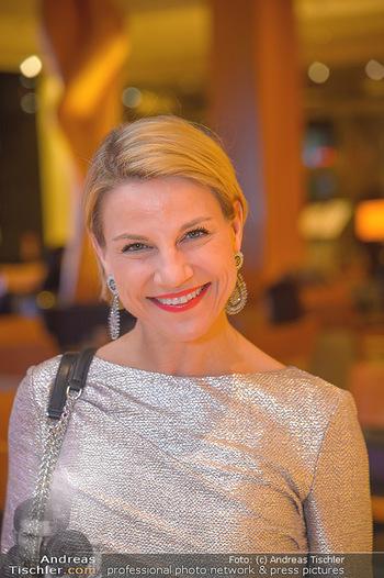 Jeanine Schiller Neujahrscocktail - Hilton am Stadtpark - Di 08.01.2019 - Kristina SPRENGER (Portrait)13