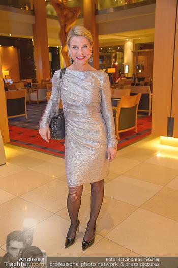 Jeanine Schiller Neujahrscocktail - Hilton am Stadtpark - Di 08.01.2019 - Kristina SPRENGER14