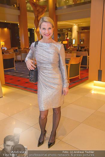Jeanine Schiller Neujahrscocktail - Hilton am Stadtpark - Di 08.01.2019 - Kristina SPRENGER15