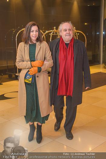 Jeanine Schiller Neujahrscocktail - Hilton am Stadtpark - Di 08.01.2019 - Paulus MANKER, Elisabeth AUER18