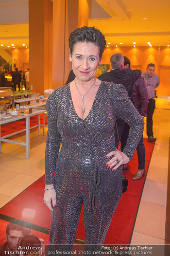 Jeanine Schiller Neujahrscocktail - Hilton am Stadtpark - Di 08.01.2019 - Andrea HÄNDLER32