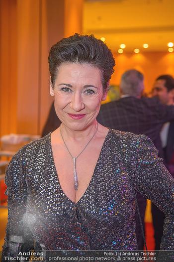 Jeanine Schiller Neujahrscocktail - Hilton am Stadtpark - Di 08.01.2019 - Andrea HÄNDLER (Portrait)33