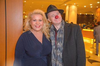 Jeanine Schiller Neujahrscocktail - Hilton am Stadtpark - Di 08.01.2019 - Susanna HIRSCHLER, Gernot KRANNER42