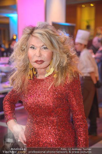 Jeanine Schiller Neujahrscocktail - Hilton am Stadtpark - Di 08.01.2019 - Jeanine SCHILLER43