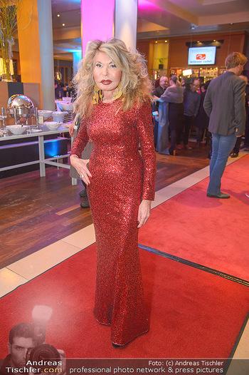 Jeanine Schiller Neujahrscocktail - Hilton am Stadtpark - Di 08.01.2019 - Jeanine SCHILLER44