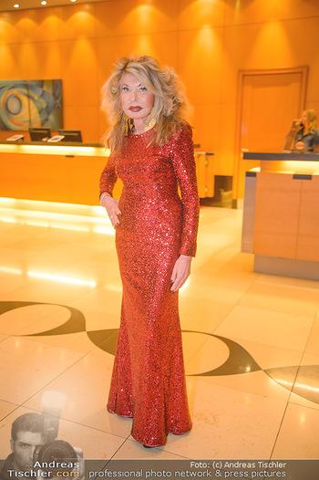 Jeanine Schiller Neujahrscocktail - Hilton am Stadtpark - Di 08.01.2019 - Jeanine SCHILLER48