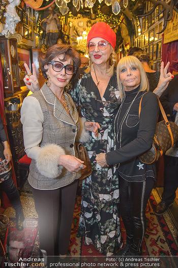 Künstler Neujahrsempfang - Marchfelderhof - Mi 09.01.2019 - Edith LEYRER, Andrea BUDAY, Christine SCHUBERT17