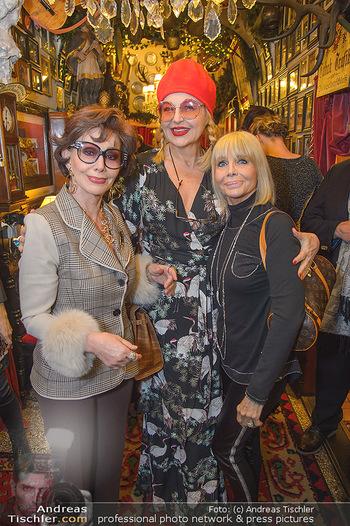Künstler Neujahrsempfang - Marchfelderhof - Mi 09.01.2019 - Edith LEYRER, Andrea BUDAY, Christine SCHUBERT18
