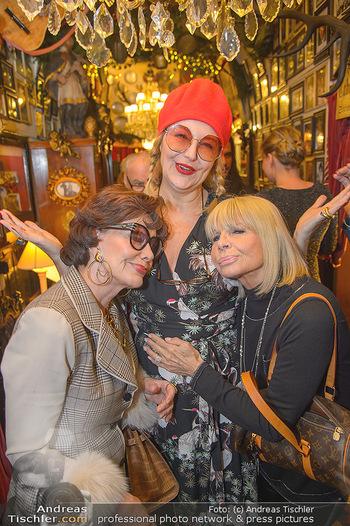 Künstler Neujahrsempfang - Marchfelderhof - Mi 09.01.2019 - Edith LEYRER, Andrea BUDAY, Christine SCHUBERT19