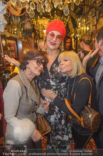 Künstler Neujahrsempfang - Marchfelderhof - Mi 09.01.2019 - Edith LEYRER, Andrea BUDAY, Christine SCHUBERT20